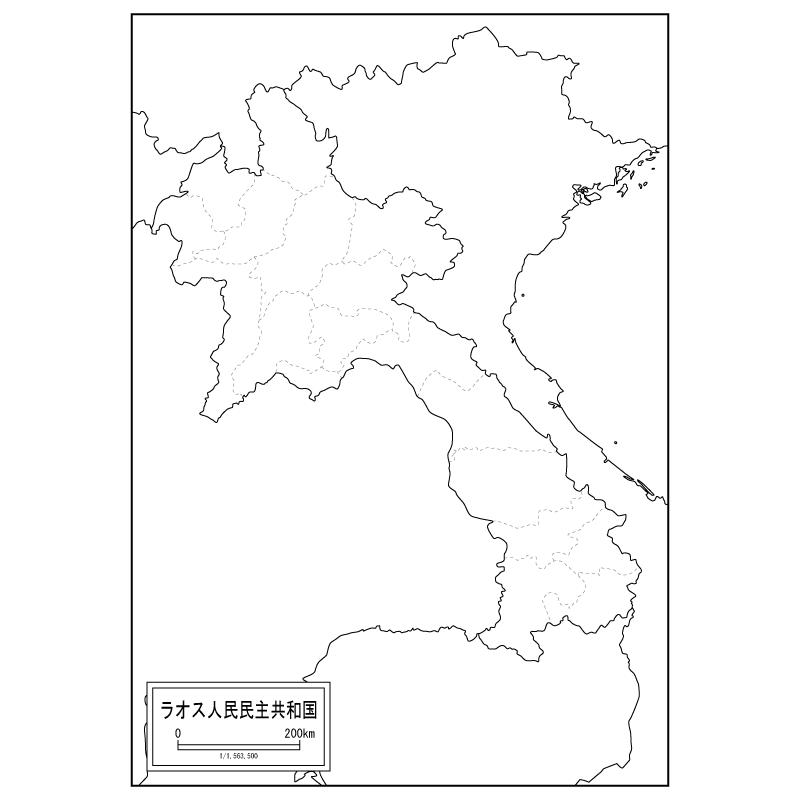 タイ 地図 ダウンロード